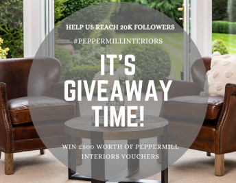INSTAGRAM GIVEAWAY T&Cs | Peppermill Interiors