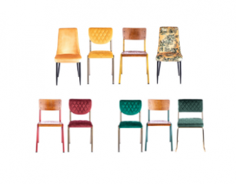 TREND: MIX AND MATCH DINING CHAIRS