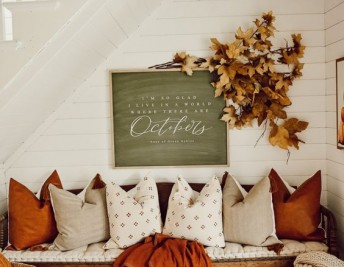Autumn Furniture Trends 2020
