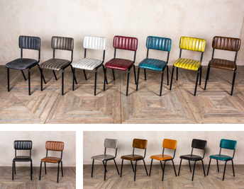 COMMERCIAL STACKING CHAIRS