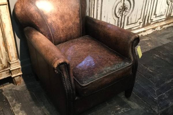 Rosewood Armchair