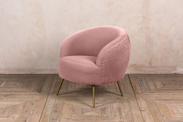 Dusky Pink Sorrento Chair