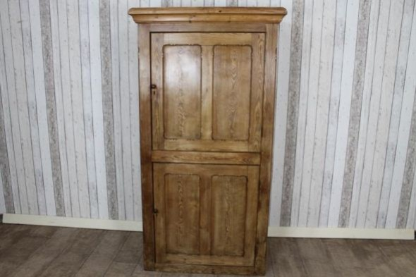 PITCH PINE CUPBOARD