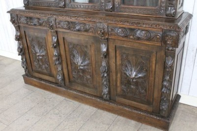 glass cupboard doors