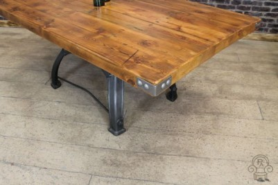 cast iron vintage table006