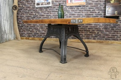 cast iron vintage table007