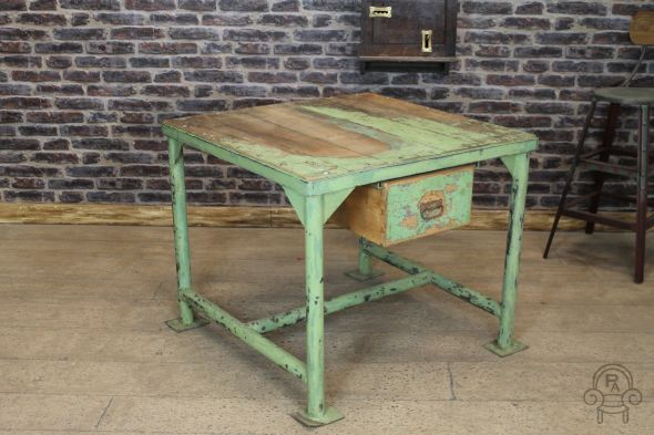 Industrial Restaurant Desk