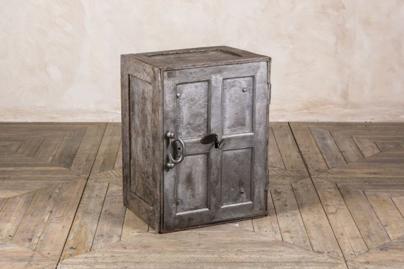 Antique Cast Iron Safe