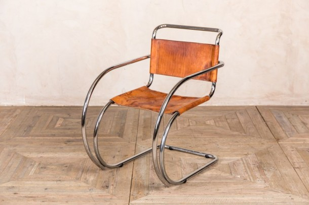 Vintage Classic Leather Chair
