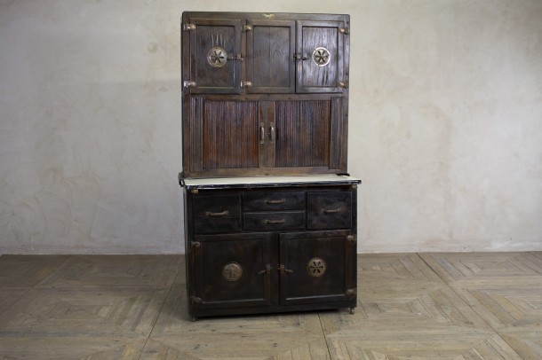 Vintage Hygena Kitchen Unit