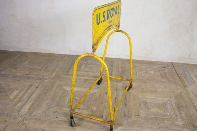 U.S Royal Display Tyre Stand