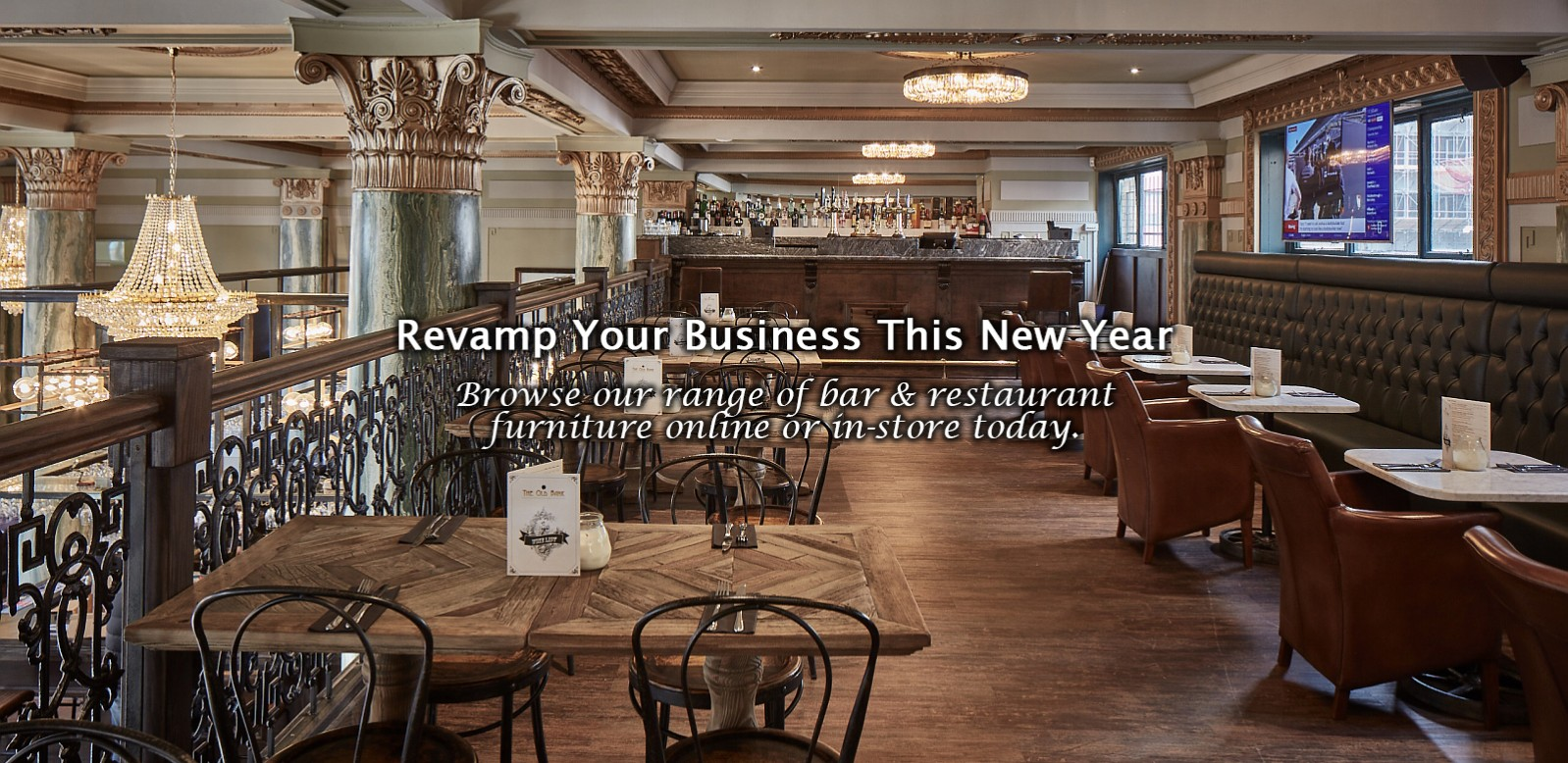 New Year Refits For Bars