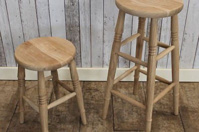 oak kitchen dining stools