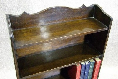 1920s antique bookcase