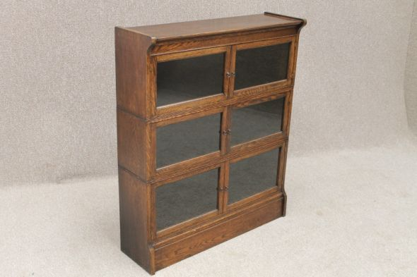 Stacking Bookcase in Oak 1920s