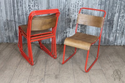 Chelsea plus stacking chair
