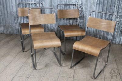 vintage style restaurant chair