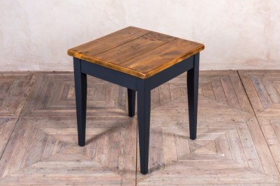 pine top cafe table