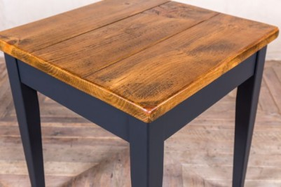pine top small dining table