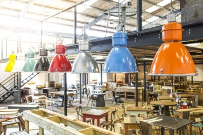 large multi colour pendant lights