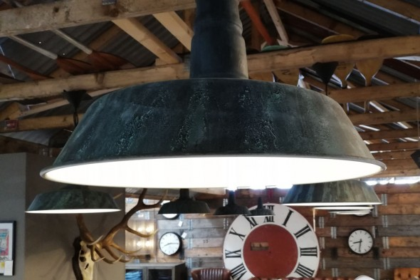 Green Butler Pendant Light