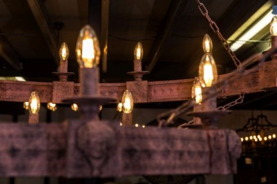 candle holder style chandelier