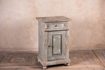 shabby chic bedside lamp table