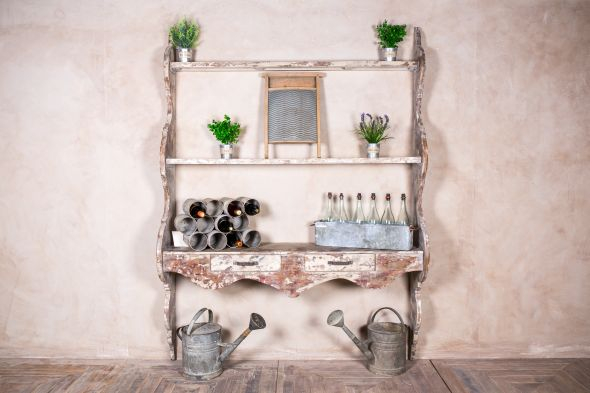 Lucera Shabby Chic Plate Stand
