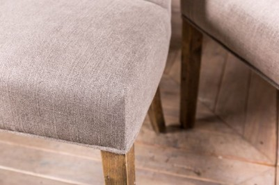 stone linen mix upholstery
