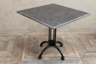 stone cafe table