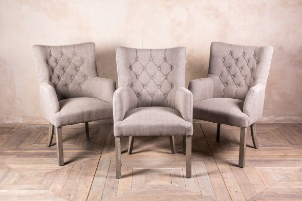 St. Malo French Style Dining Chair Range