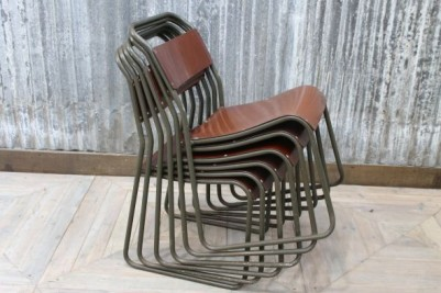 stackable bar and restaurant chairs
