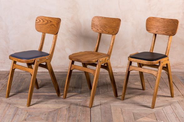 Ben Style Stacking Wooden Chair Range