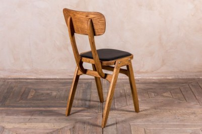 vintage style cafe chair