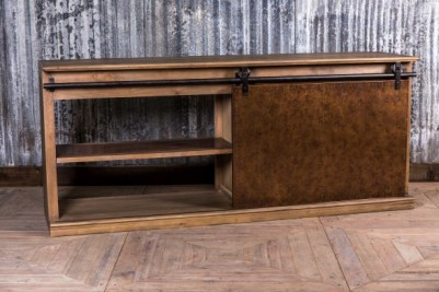 industrial inspired Berlin sideboard