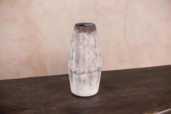 Shabby Chic Decorative Pot