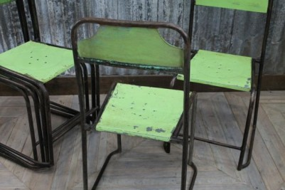 old cafe chairs