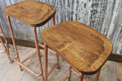 low bar stools