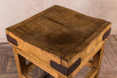 industrial butcher block