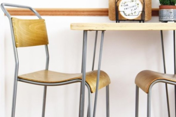 Chelsea Plus Stacking Stool