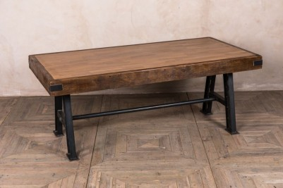 oak butcher top