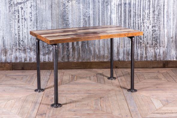 Bespoke Reclaimed Pine Restaurant Table