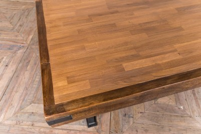 chunky oak table top