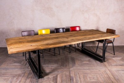 dining table with pine top