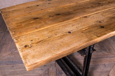 pine top dining table