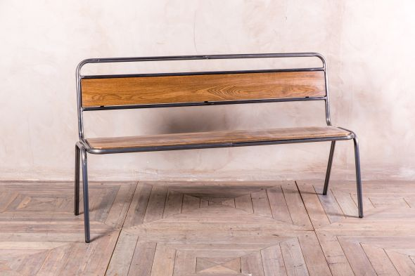 Chelsea Stacking Bench Range with Backs