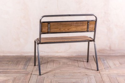vintage style bench