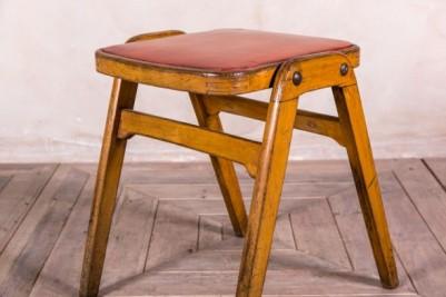 Marvelous Original Ben Vintage Wooden Stool Range Theyellowbook Wood Chair Design Ideas Theyellowbookinfo