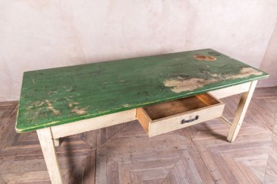 1920s pine table