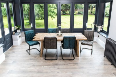 Goodwood Retro Style Dining Room Chairs